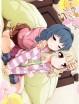 【ゆるゆり エロ同人誌】櫻子が向日葵のま○こをお部屋でじっくり観察してた所にお姉ちゃん帰宅で微妙な空気感が流れる微エロ同人誌